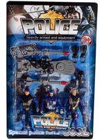 """Игровой набор """"Полиция"""" (арт. 9002-27)"""
