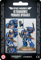 Warhammer 40.000. Space Marines. Ultramarines Primaris Upgrades (48-81)