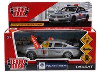 """Модель машины """"VW Passat. Полиция"""" (со световыми и звуковыми эффектами; арт. PASSAT-P-SL)"""