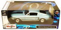 """Модель машины """"Ford Mustang GT Cobra Jet"""" (масштаб: 1/18)"""