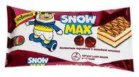 """Пирожное бисквитное """"Snow Max. С вишневой начинкой"""" (30 г)"""