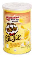 """Чипсы картофельные """"Pringles. Сыр"""" (70 г)"""