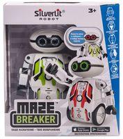 """Робот """"Maze Breaker"""" (зелёный; со световыми и звуковыми эффектами)"""
