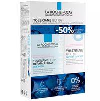 """Подарочный набор """"La Roche-Posay. Toleriane"""" (сыворотка, флюид для лица)"""