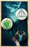 """Набор значков """"Гарри Поттер"""" (арт. 291)"""