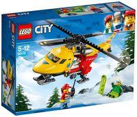 """LEGO City """"Вертолет скорой помощи"""""""