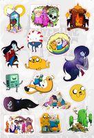 "Набор наклеек ""Adventure Time №1.4"""