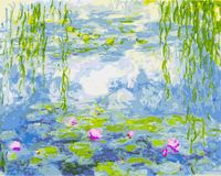 "Картина по номерам ""Красота природы"" (400х500 мм)"