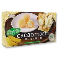 """Пирожное рисовое """"Mochi. Банан и белый шоколад"""" (80 г)"""