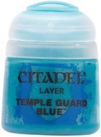 Paint Pots: Temple Guard Blue 12ml (22-20)