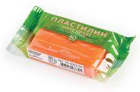 Пластилин особо мягкий кукурузный (40 г; оранжевый неоновый)