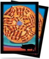 "Протекторы ""Foodie Bacon Donut"" (66х91 мм; 50 шт.)"