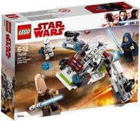 """LEGO Star Wars """"Боевой набор джедаев и клонов-пехотинцев"""""""