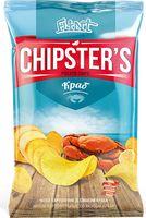 "Чипсы картофельные ""Chipster's. Краб"" (70 г)"