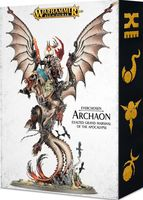 Warhammer Age of Sigmar. Everchosen. Archaon Exalted Grand Marshal (83-50)