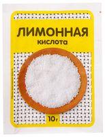 """Кислота лимонная """"Мир Специй"""" (10 г)"""