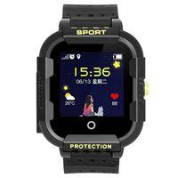 Умные часы Wonlex KT03 (черные)