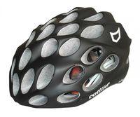 """Шлем велосипедный """"Whisper Plus"""" (L; чёрный)"""
