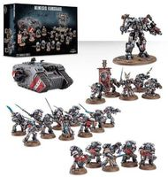"Набор миниатюр ""Warhammer 40.000. Grey Knights Nemesis Vanguard"" (57-06)"