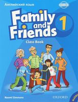 Family and Friends 1. Classbook (+ CD)