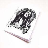 """Блокнот """"Боб Марли"""" (А5; арт. 060)"""