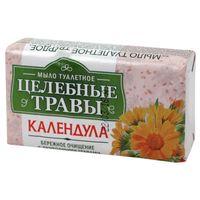 """Мыло """"Календула"""" (160 г, бумажной упаковке)"""