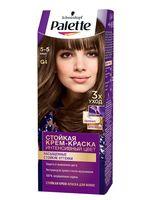 """Крем-краска для волос """"Интенсивный цвет"""" тон: G4, какао"""
