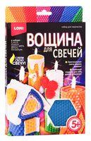 Набор для изготовления свечей (голубой; арт. Вн-014)