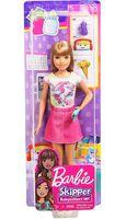 "Кукла ""Барби. Няня"" (арт. FXG91)"