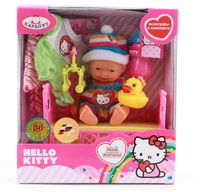 "Пупс ""Hello Kitty"" (арт. U536-H43085-HELLO KITTY)"