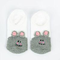 """Носки женские """"Fluffy mouse"""""""
