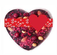 """Шоколад тёмный """"Vip Present. Сердце"""" (100 г)"""