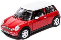"""Модель машины """"Bburago. Mini Cooper"""" (масштаб: 1/18)"""