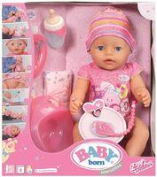 """Интерактивная кукла """"Baby Born. Девочка"""""""