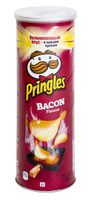 """Чипсы картофельные """"Pringles"""" (165 г; бекон)"""