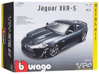 "Модель машины ""Bburago. Kit. Jaguar XKR"" (масштаб: 1/24)"