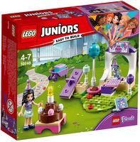 """LEGO Juniors """"Вечеринка Эммы для питомцев"""""""
