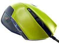Оптическая мышь E-Blue Cobra Mazer Type-R (Green, 2400 DPI)