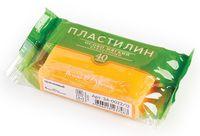 Пластилин особо мягкий кукурузный (40 г; оранжевый)
