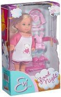 """Кукла """"Эви в пижаме"""""""