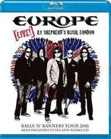 Europe - Live! At Shepherd`s Bush, London (Blu-Ray)