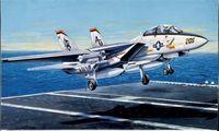 """Истребитель """"F-14 A Tomcat"""" (масштаб: 1/72)"""
