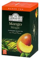 "Чай черный ""Ahmad Tea. Mango Magic"" (20 пакетиков)"