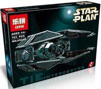 """Конструктор Star Plan """"Перехватчик TIE"""""""