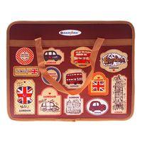 """Папка-портфель """"Английский чемоданчик"""" (А4)"""