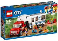 """LEGO City """"Дом на колесах"""""""