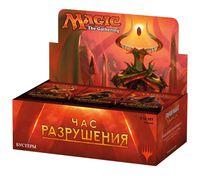 """Дисплей """"Magic the Gathering. Час разрушения"""" (36 бустеров)"""