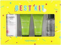 """Подарочный набор """"Tony Moly Best Kit"""" (тонер, крем, пенка, вода)"""