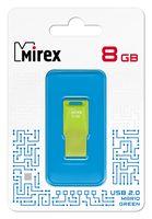 USB Flash Mirex Mario 8GB (зелёный)