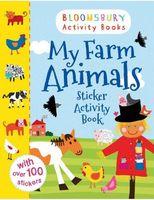 My Farm Animals. Sticker Activity Book